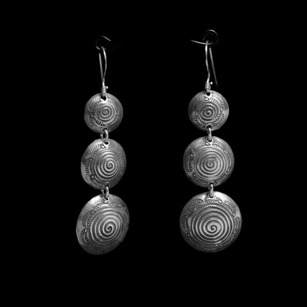 Triple spirales, 45 euros